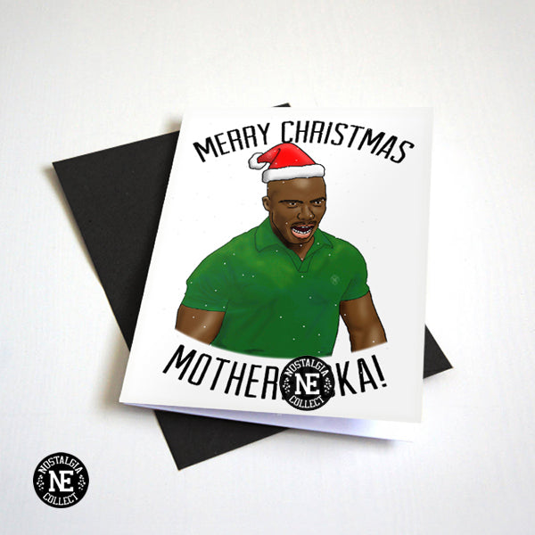 Merry Christmas Motherf**ka! - Surprise Christmas Card