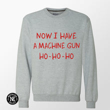 Now I Have A Machine Ho Ho Ho - Retro Christmas Sweater