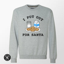 I Put Out For Santa - Funny Pun Christmas Sweater