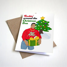 Rocking Around The Christmas Tree - Meme Christmas Card