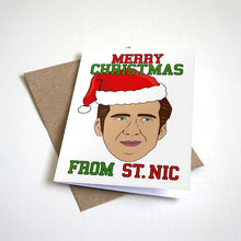 Merry Christmas From St. Nic - Meme Christmas Card