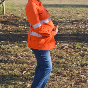 maternity hi vis workwear