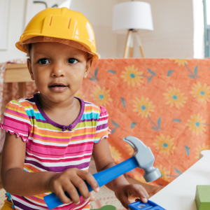 Toy's that advocate for diversity | girls construction