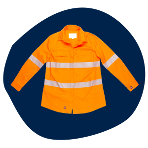 ladies in mining and construction, maternity workwear