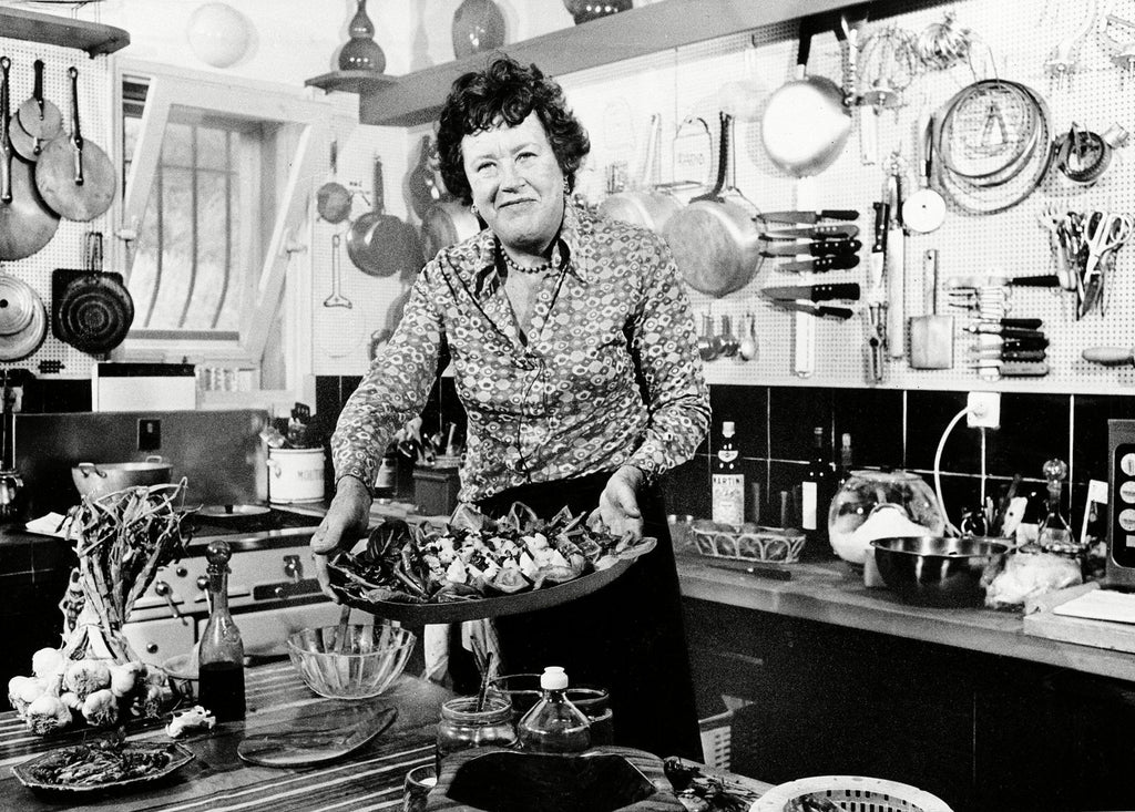 Julia Child Cooking Chef Inspirational Successful Woman