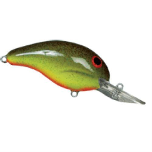 Bandit Lure 2-5' 2' 1/4oz Rootbeer Chartreuse