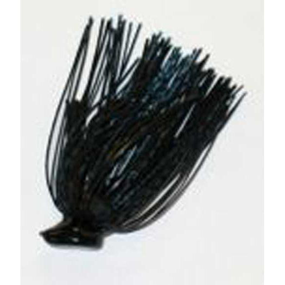 Buckeye Flat Top Finesse Jig 1/2oz Black/Blue