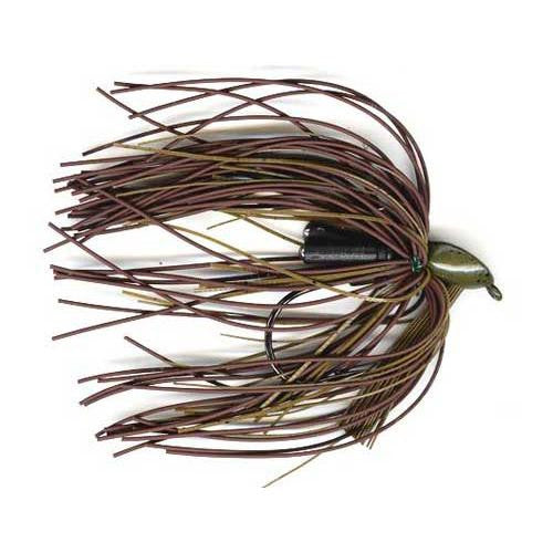 Buckeye Finesse Jigs 1/4oz Green Pumpkin
