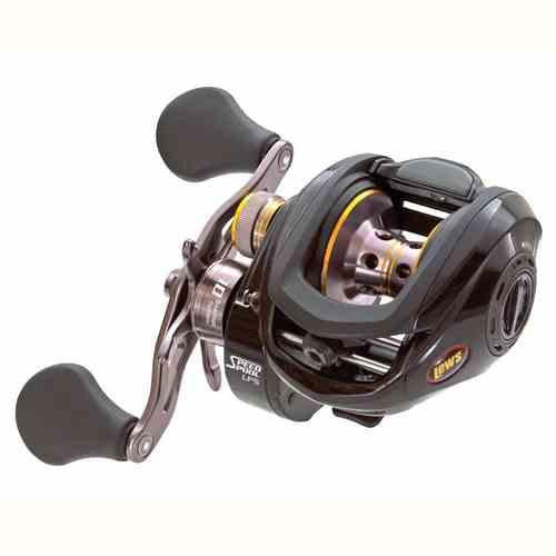 Lews Tournament MB Baitcast Reel 10BB-150yd/12lb-6.8:1