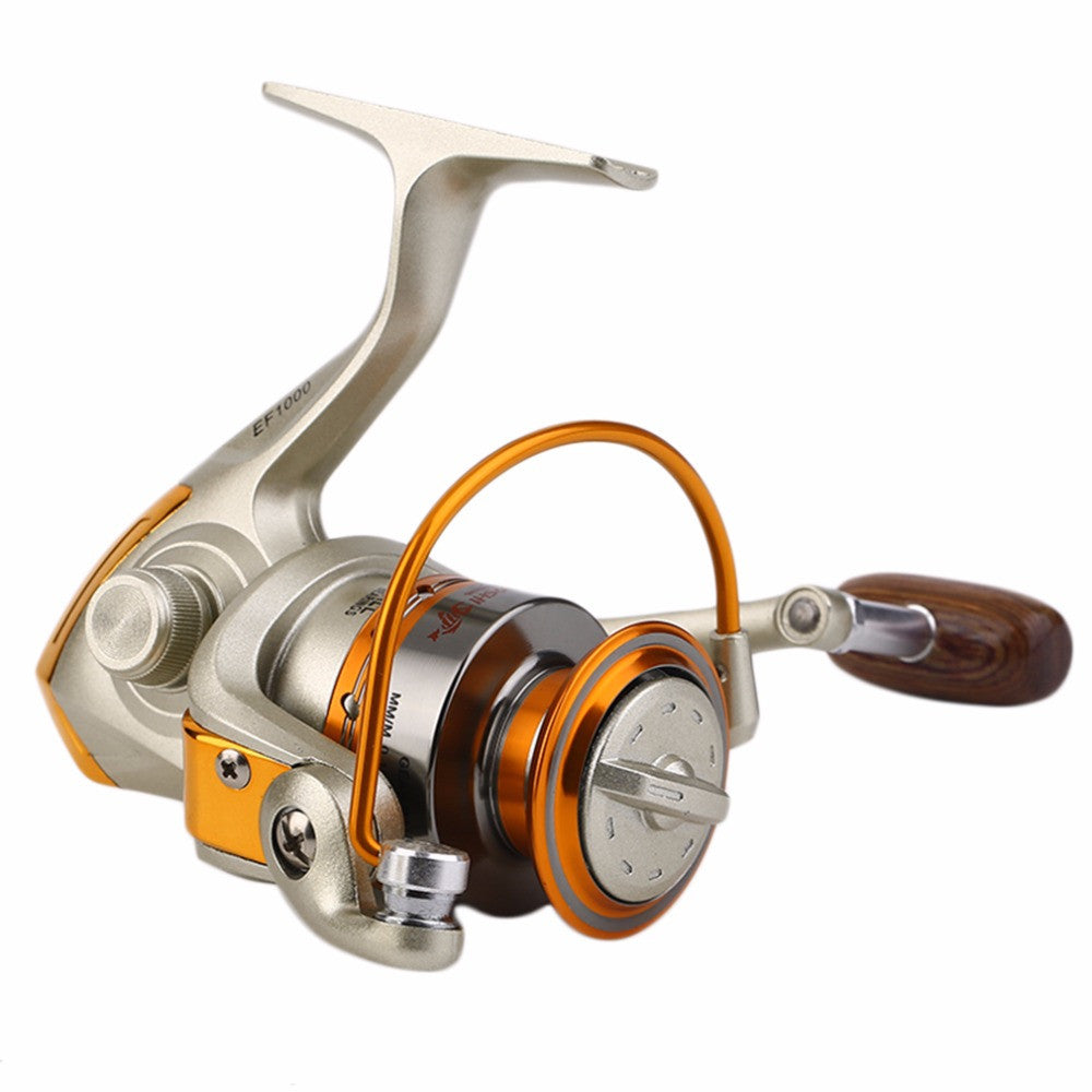 Aluminum Alloy Body Spinning Reel High 1000-7000