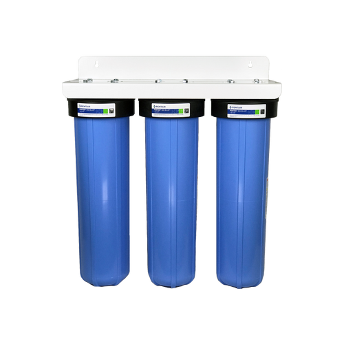 ABCwaters built 3 Big Blue Deionized Water System