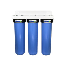 ABCwaters Built Big Blue Water Filtration System - 5 Micron (3 Stage System)