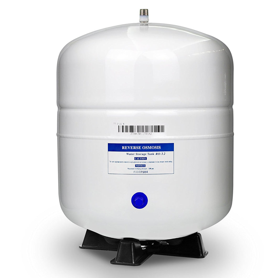 4.0-Gallon Reverse Osmosis Water Storage Tank