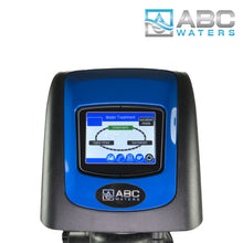 "ABCwaters Elite High Flow 1"" 64K Water Softener System with Digital Touch-Screen"