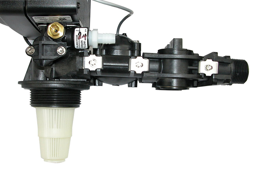 ABCwaters built Activated Carbon Filtration System with Fleck