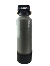 "ABCwaters Portable Water Softener 8,000 grain capacity 6""x18"""