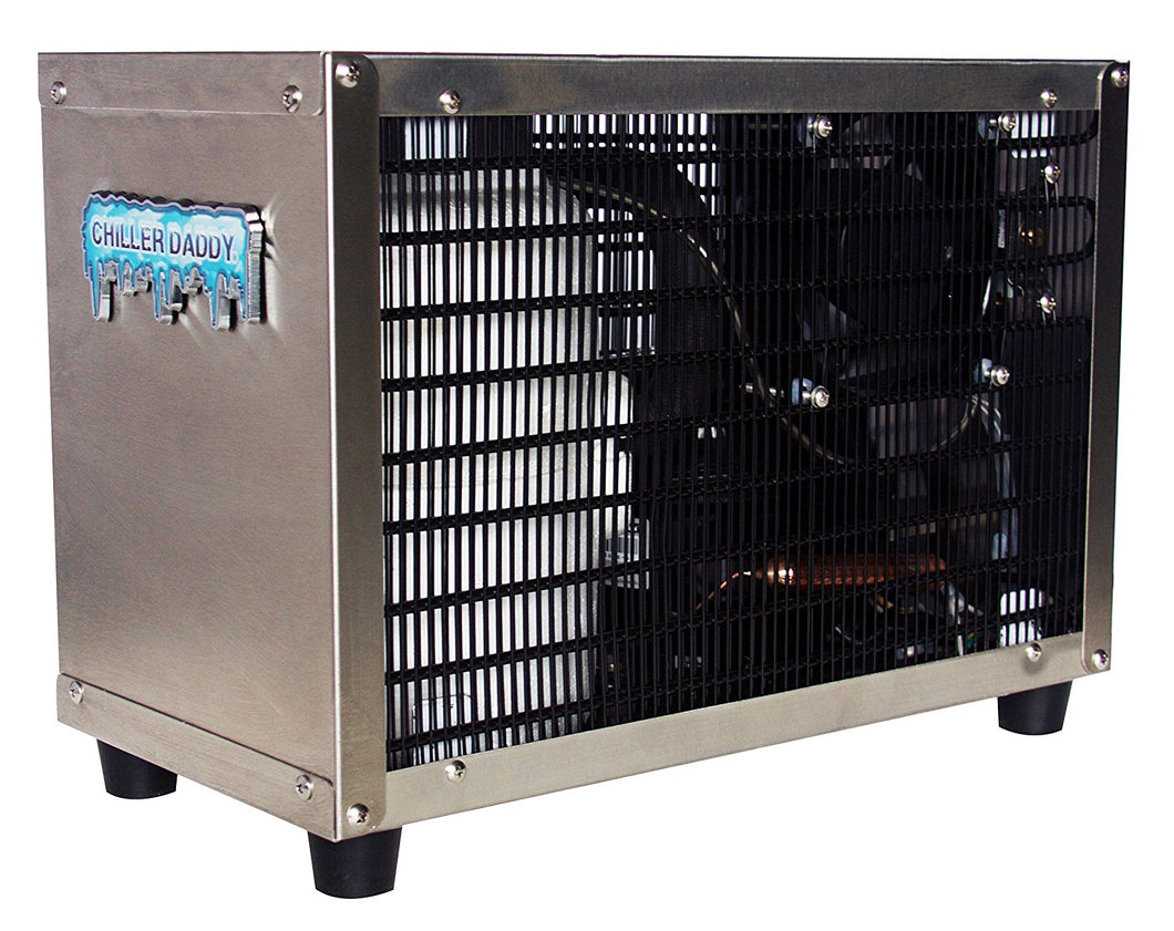Chiller Daddy Water Chiller For Home or Office - 304 Stainless Steel
