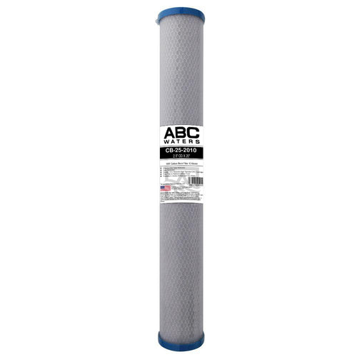 ABCwaters Carbon Block Filter 2.5