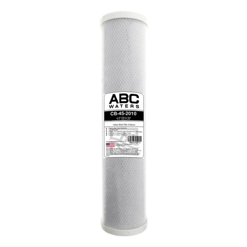 ABCwaters Carbon Block Filter 4.5