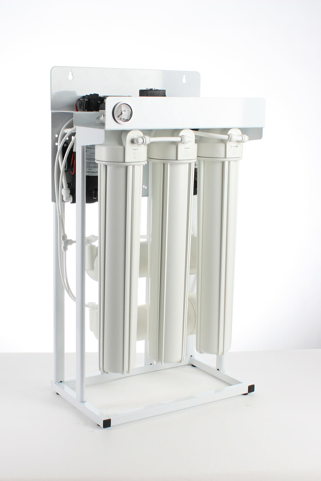 600 GPD Reverse Osmosis Drinking Water System - Light Commercial