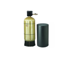 "Commercial 3"" Water Softener System with Fleck 3900NXT - 450K to 1.2M Capacity (peak flow rate: 210 gpm to 280 gpm)"