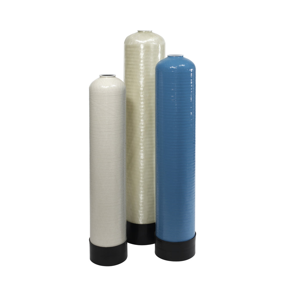 Poly Glass Mineral Tank for Replacement of Water Softener or Backwash Filtration
