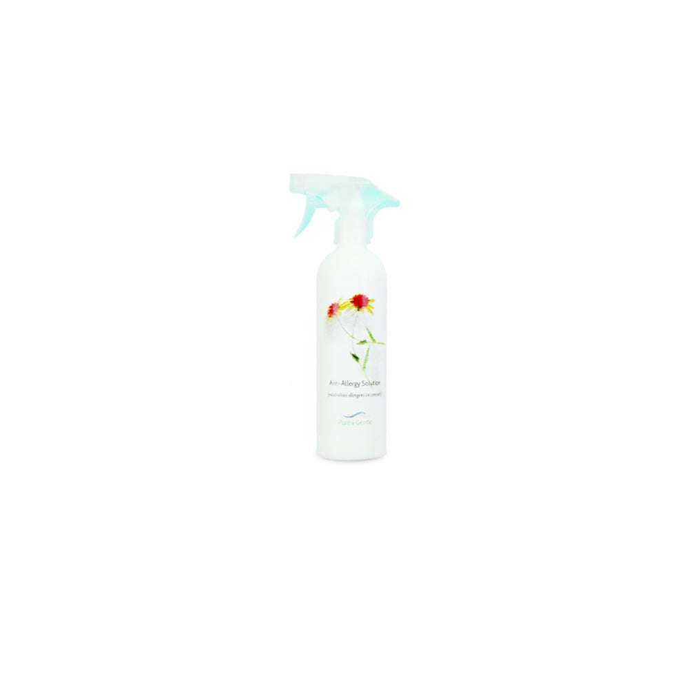 ANTI ALLERGY SOLUTION CONCENTRATE WITH 16 OZ SPRAY DISPENSER - Unscented