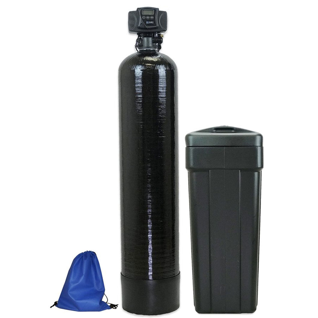 Fleck 5600SXT Water Softener and Filtration System