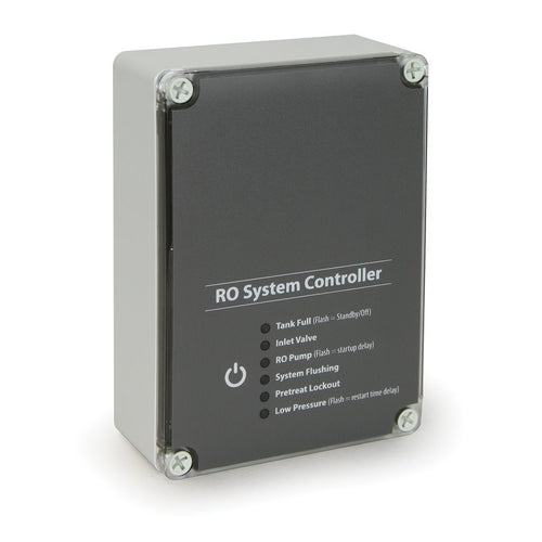 Chip Control Box for Commercial Reverse Osmosis - for Systems Up to 4 Membranes