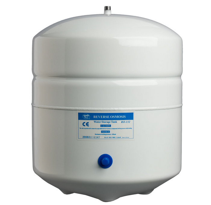 PAE RO-132 4 Gallon Metal Storage Tank 1/4