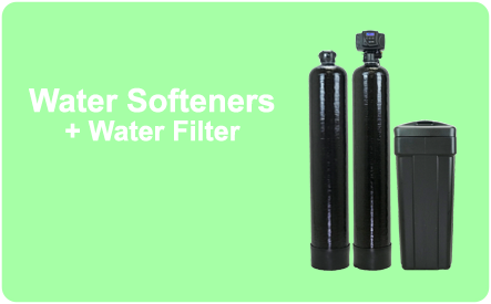 Water Softeners + Water Filter