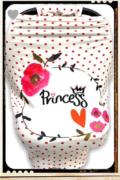 Princess Carrier Cover