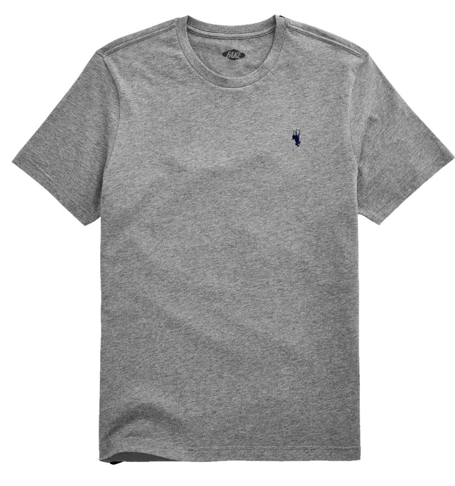 Faux-LO T-shirt - Grey