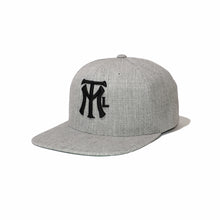 MTL LOGO BALL CAP - Grey
