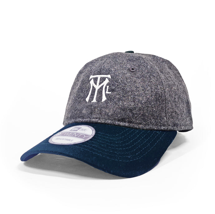 NEW ERA x MTL - melton cap navy