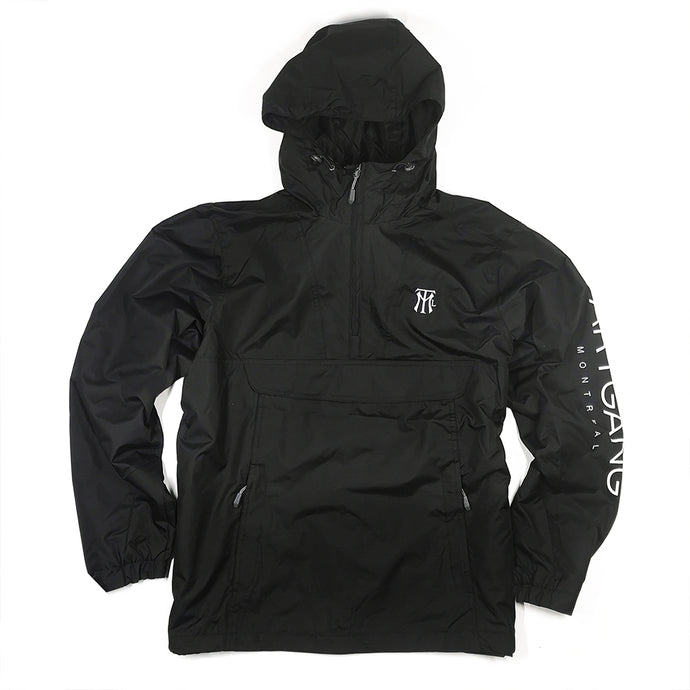 MTL EXCURSION ANORAK JACKET - Black