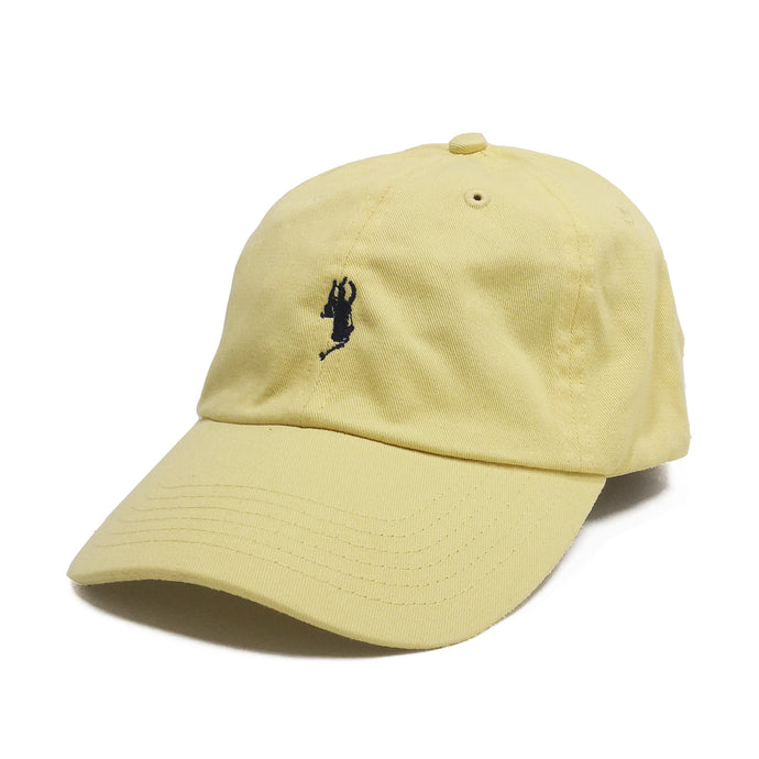 FAUX-LO CLASSIC CAP - Pastel Yellow