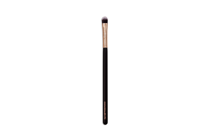 masey cosmetics-concealer 7c-makeup brush