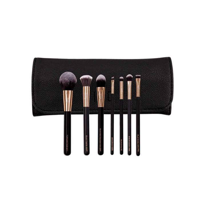 masey cosmetics-travel set-makeup brush set