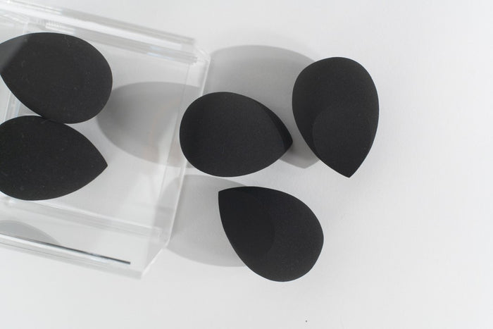 Ultimate Makeup Sponge - Black 5 Pk