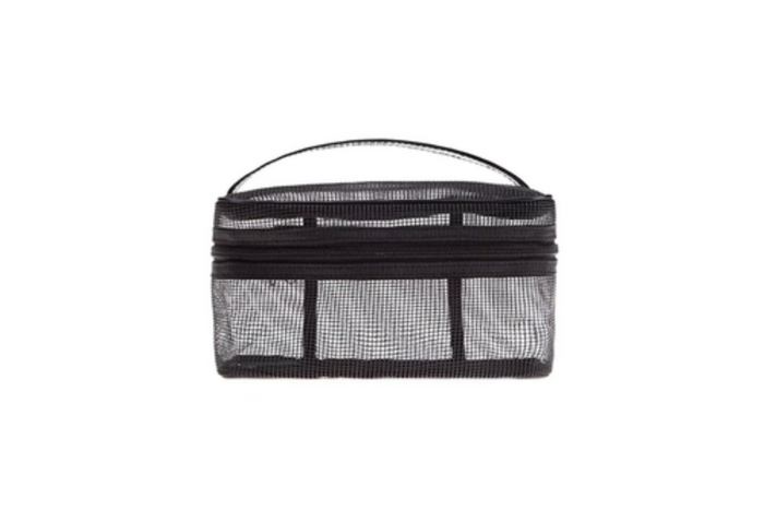Mesh Travel Cosmetic Bag