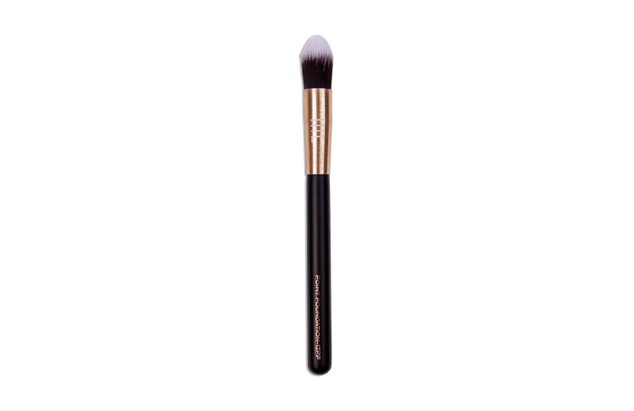 masey cosmetics-point foundation 12pf-makeup brush