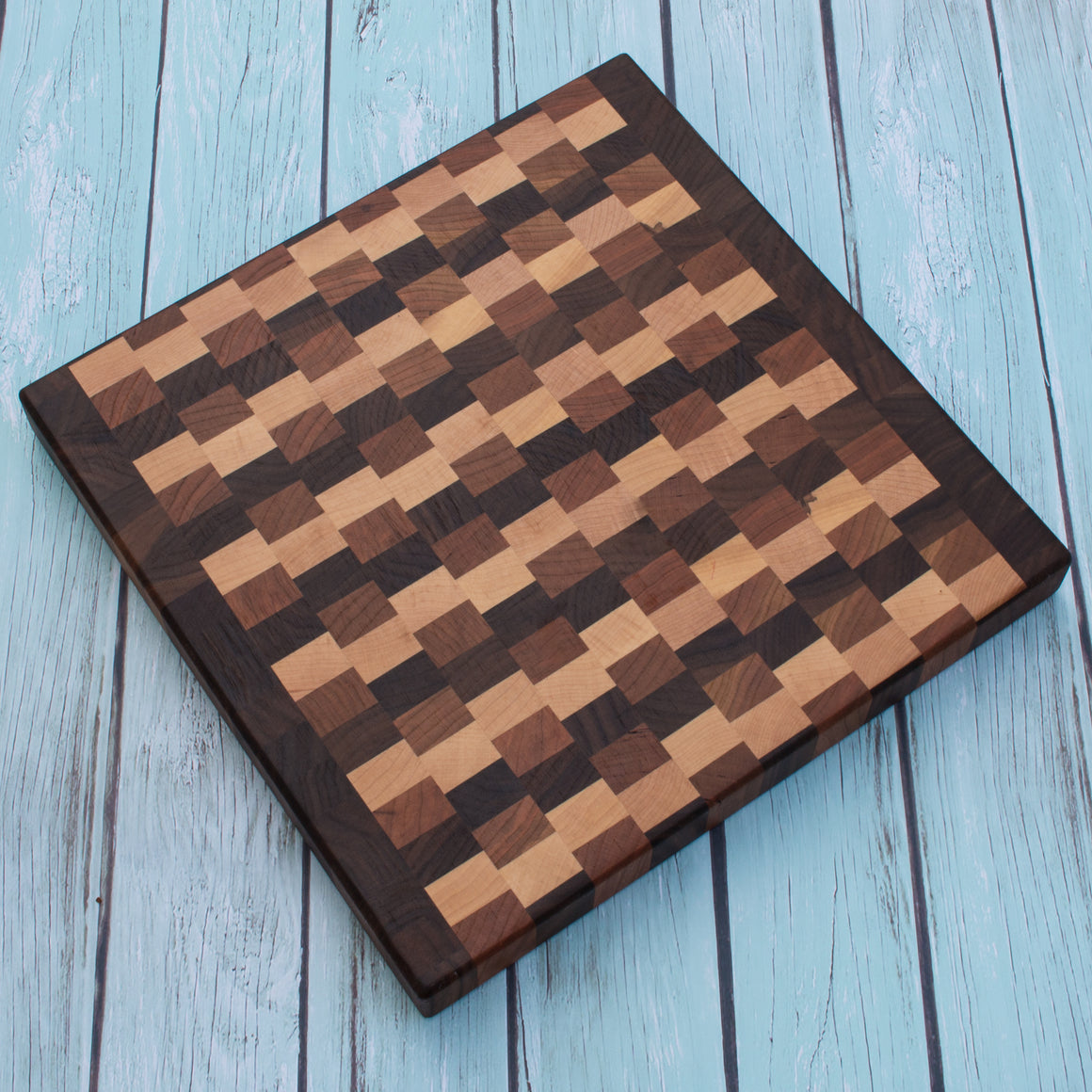 Mixed Hardwood Chopping Block