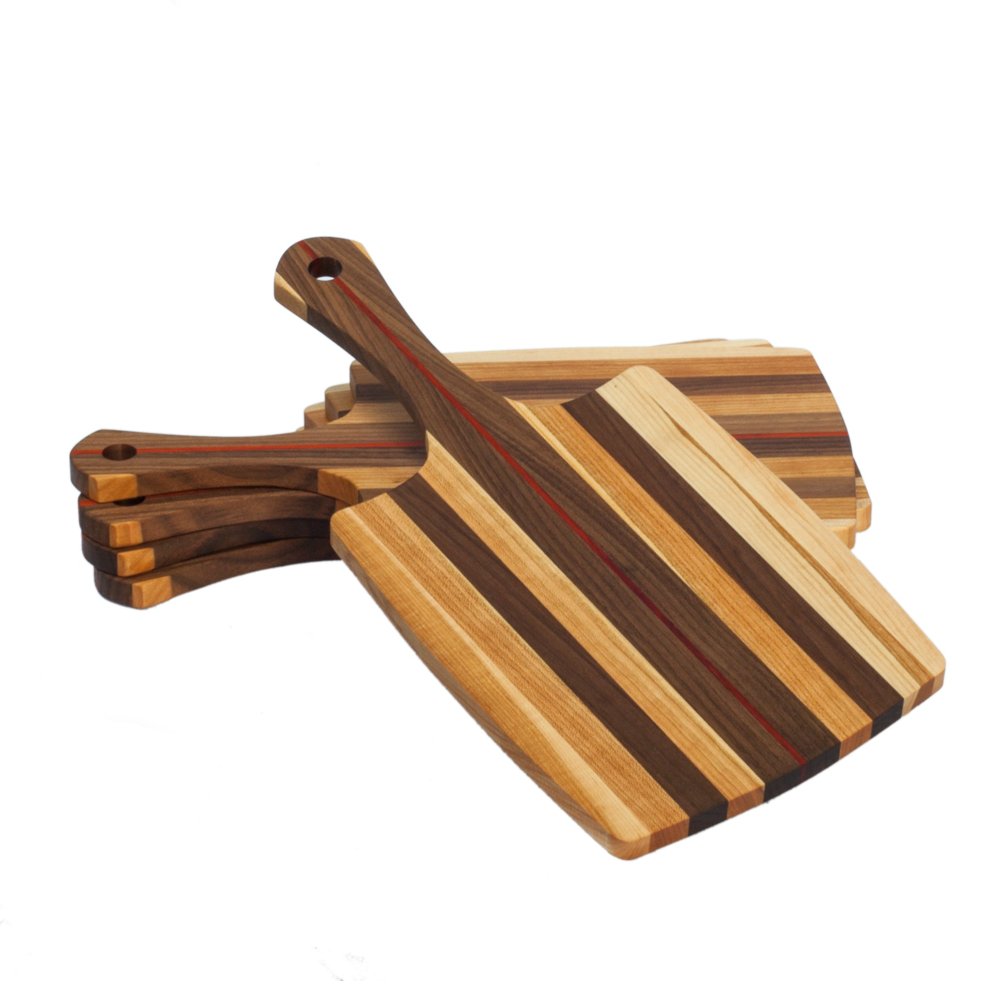 Cheese Board with Handle - 7.375