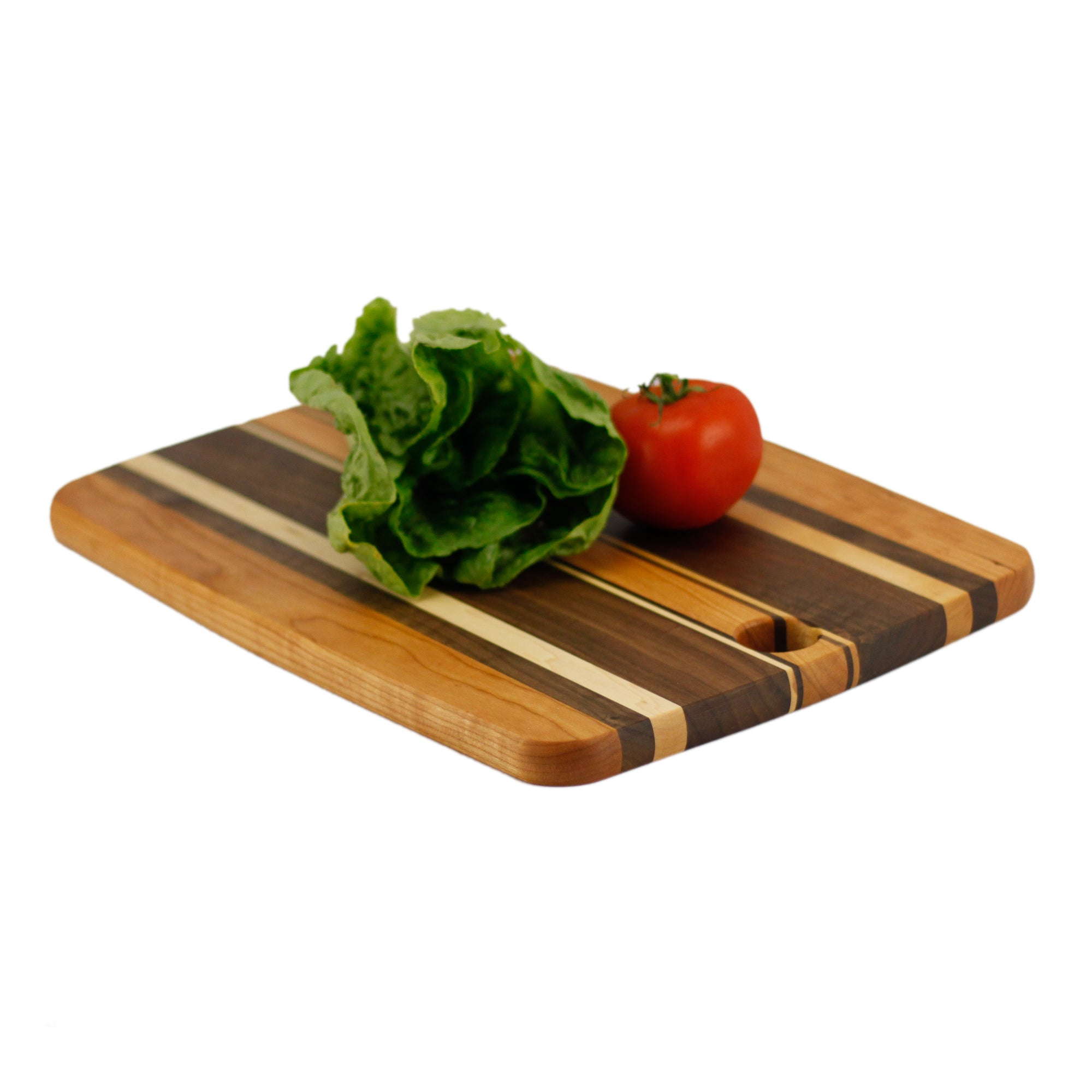 Mixed Hardwoods - Cutting Board - Serving and Cutting Board - 11