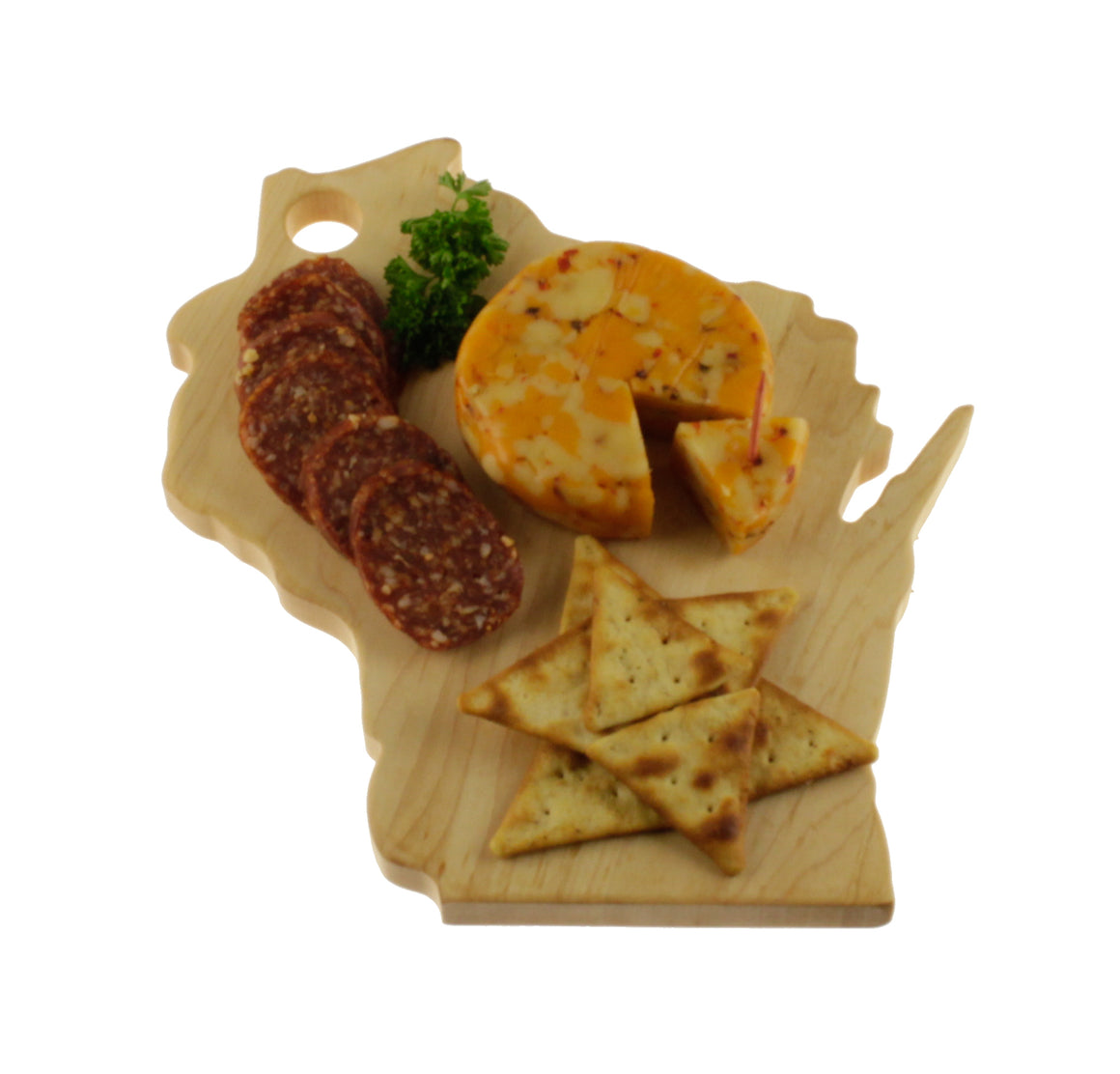 Wisconsin State Board - Cheese Board