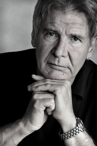 To me, success is choice and opportunity - Harrison Ford