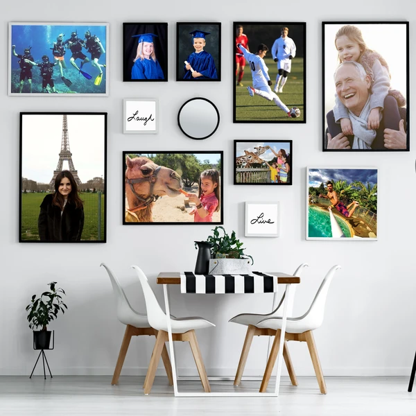 Spruce Up Your Walls with Personalized Canvases