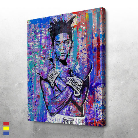 Boxing Basquiat