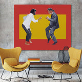 Pulp Fiction Art For The Wall